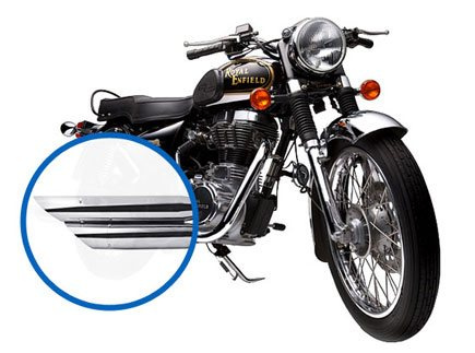 Royal Enfield Exhaust Suppliers